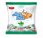 "ирис АЗ с нач. со вк. мяты ""Milk rush MINT"" 0,250гр  ПОШТУЧНО! (20 шт  в корб. )"